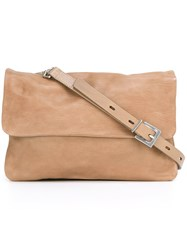 Ally Capellino 'Figgy' Crossbody Bag Nude And Neutrals