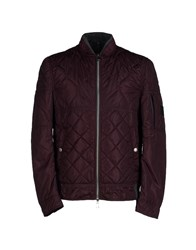 Richmond Denim Coats And Jackets Jackets Men Deep Purple