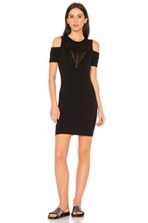 Ivy Park Circular Knit Dress Black
