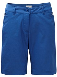 Craghoppers Kiwi Pro Stretch Shorts Sapphire