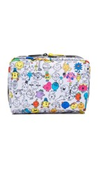 Le Sport Sac Lesportsac Extra Large Rectangular Cosmetic Case Mr. Men And Little Miss