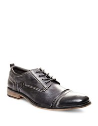 Steve Madden Jamyson Oxford Dark Grey