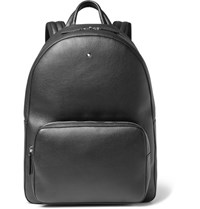 Montblanc Meisterstuck Full Grain Leather Backpack Unknown