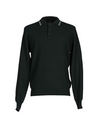 Gianfranco Ferre Ferre' Sweaters Dark Blue