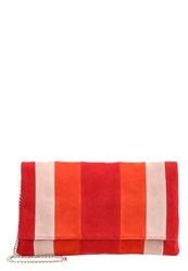 Karen Millen Across Body Bag Red