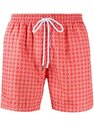 Barba Swimming Shorts Orange