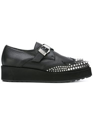 Mcq By Alexander Mcqueen Manor Creepers Black