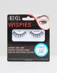 Ardell Lashes Wispies Clusters 601 Wclusters 601 Black