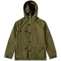 Woolrich Gore Tex Mountain Jacket Green