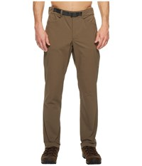 The North Face Straight Paramount 3.0 Pants Weimaraner Brown Casual Pants