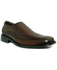 Dockers Franchise Slip On Loafers Men's Shoes Mahogany