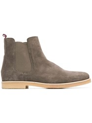 Tommy Hilfiger Chelsea Boots Grey