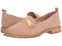 Lfl By Lust For Life Sport Blush Leather Women's Dress Flat Shoes Pink