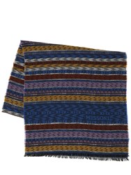 Missoni Jacquard Cotton Scarf