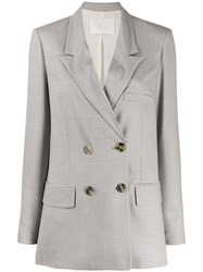 Tela Double Breasted Blazer 60
