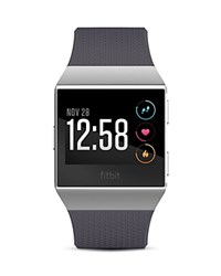 Fitbit Ionic Watch Blue Gray White