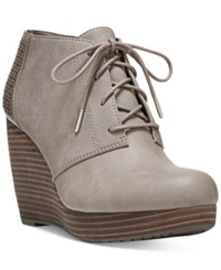 Dr. Scholl's Hype Booties Women's Shoes Taupe