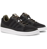 Adidas Consortium Norse Projects Campus 80S Agravic Primeknit Sneakers Black