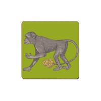 Avenida Home Puddin' Head Animaux Coaster Monkey