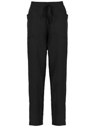 Mara Mac Straight Fit Trousers Black