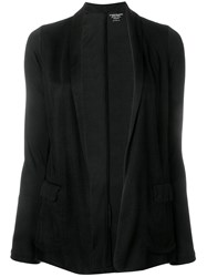 Majestic Filatures Relaxed Blazer Black