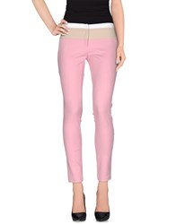 Annarita N. Trousers Casual Trousers Women Light Purple