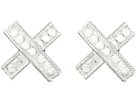 Anna Beck Cross Post Earrings Sterling Silver Earring
