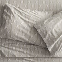 Cb2 Calloway Queen Sheet Set