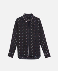 Stella Mccartney Blue Wilson Shirt