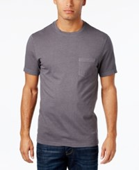 Club Room Men's Heathered T Shirt Only At Macy's Nine Iron