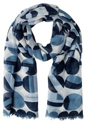 Opus Acosa Scarf Easy Blue Grey