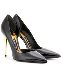 Tom Ford Patent Leather Pumps Black