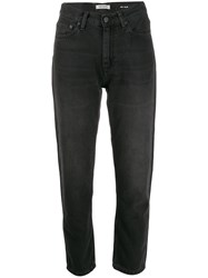 Carhartt Wip Cropped High Rise Jeans 60