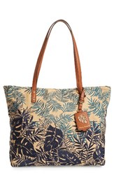 Tommy Bahama Palm Beach Tote Green Cool Combo