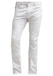 Blauer Slim Fit Jeans Bianconeve White Denim