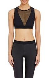 Ultracor Mesh Sports Bra Black