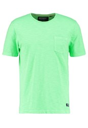 Superdry Originals Basic Tshirt Dry Lime Green Neon Green