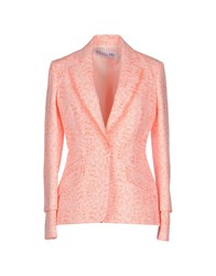 Christian Dior Dior Suits And Jackets Blazers Women Orange