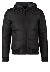 Urban Classics Winter Jacket Black Charcoal