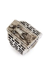 Men's Han Cholo 'Star Wars Han Solo In Carbonite' Ring