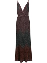 M Missoni Lurex Knit Maxi Dress 60