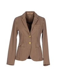 At.P. Co At.P.Co Blazers Camel