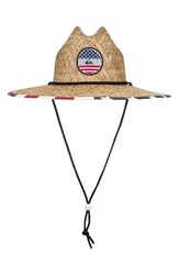 Quiksilver Outsider America Outback Hat Bright Cobalt