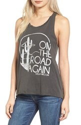 Junk Food Women's On The Road Tank