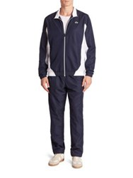 Lacoste Two Piece Track Suit Navy