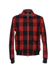 Matchless Jackets Red