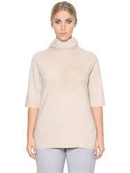 Marina Rinaldi Turtleneck Cashmere Sweater