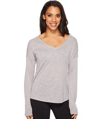Lole Pavi Top Volcanic Glass Women's Clothing Gray