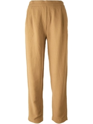 Sessun Wide Leg Trousers Brown