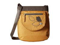 Haiku Jaunt Amber Gold Bags Brown